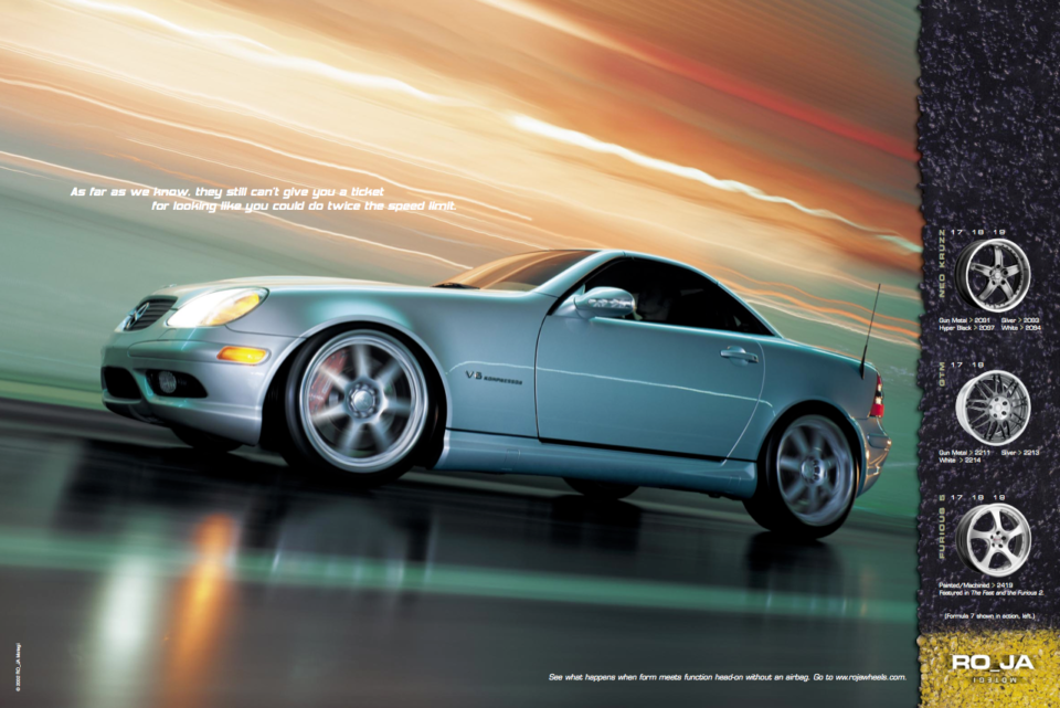 American Racing Wheels: This Land Is Your Land, Drive Like